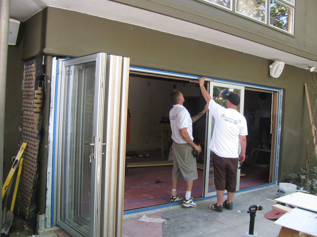 Folding Patio Doors San Diego T Group Folding Doors And Windows