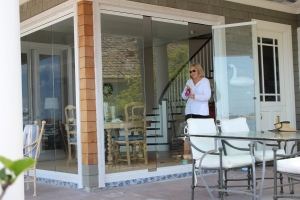 Frameless Patio Doors