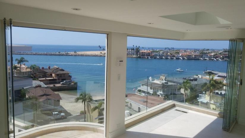 Premier Folding Doors: Corona Del Mar, Newport Beach, OrangeCounty.